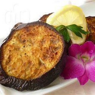 Roasted Eggplant with Lemon