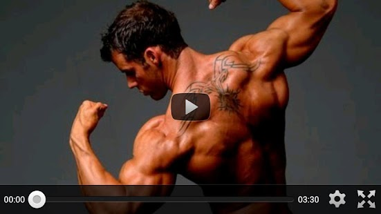 Muscle Building Workouts - screenshot thumbnail