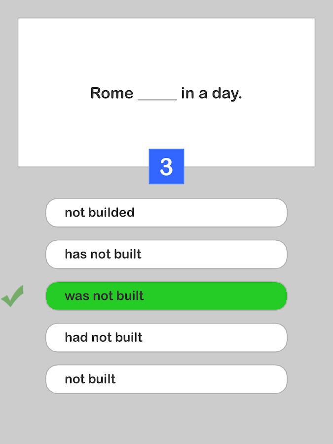 English Test Pro- screenshot