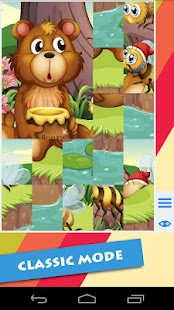 玩免費解謎APP|下載Kids Cartoon Animals Puzzle app不用錢|硬是要APP