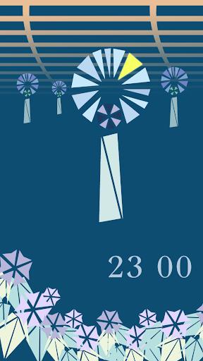無料娱乐Appの涼風時計 記事Game