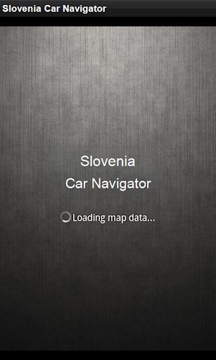 GPS導航 斯洛文尼亞