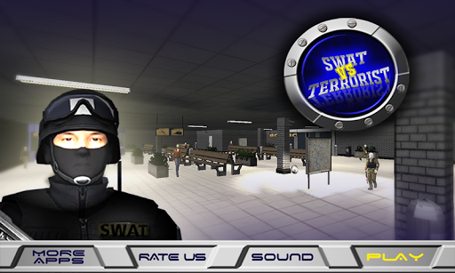 SWAT vs Terrorists
