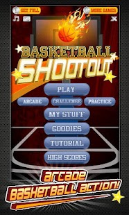Basketball Shootout (3D)- screenshot thumbnail