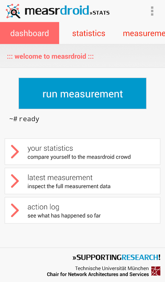 measrdroid- screenshot