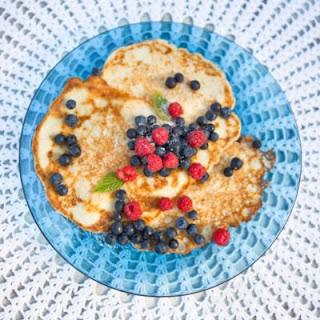 Simple Swedish Pancakes