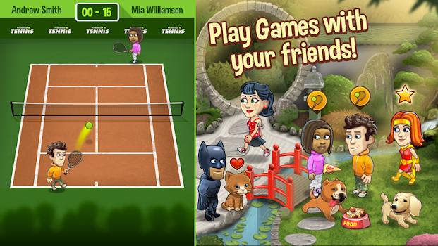 Friendbase Chat, Create, Play