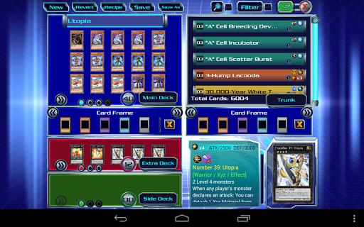 Yu-Gi-Oh! Duel Generation 121a screenshots 8