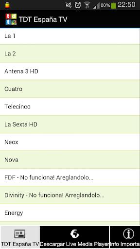 TDT España TV