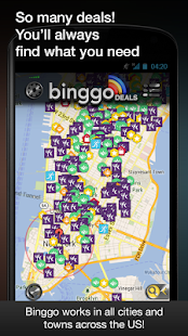 binggo deals offers & coupons- screenshot thumbnail