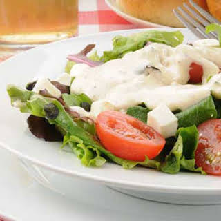Clean Eating Ranch Dressing.