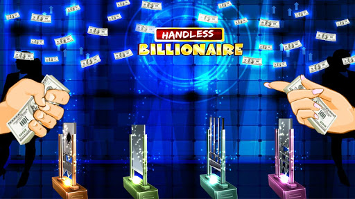 Handless Billionaire