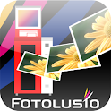 FOTOLUSIO Photo Print logo