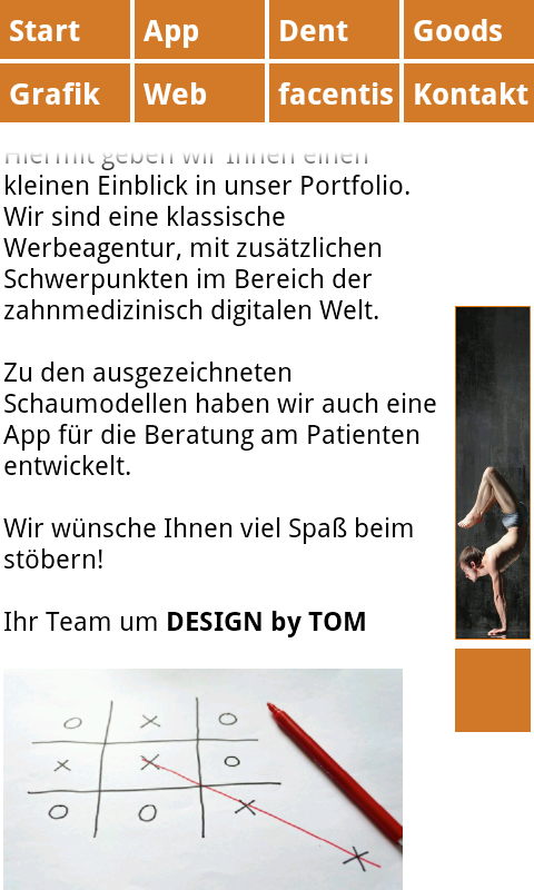 DESIGNbyTOM - facentis- screenshot