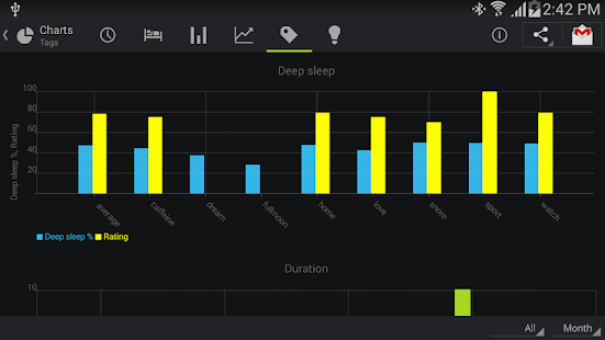 Sleep as Android Screenshot 34