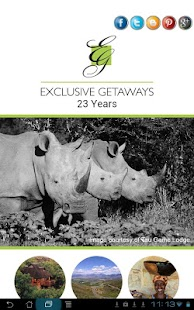 Exclusive Getaways- screenshot thumbnail