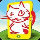Эмоциональный котик icon