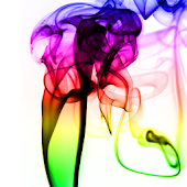 3D Color Smoke Live Wallpaper