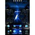 Windows 7 Blue Flame GO Theme logo