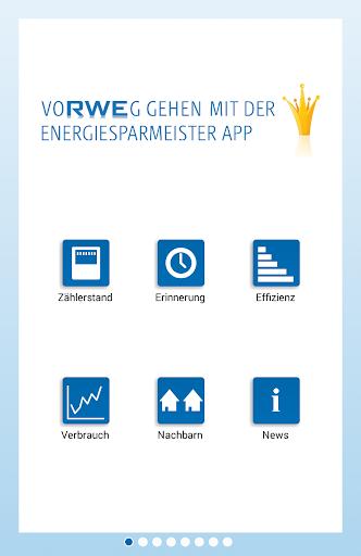 RWE Energiesparmeister