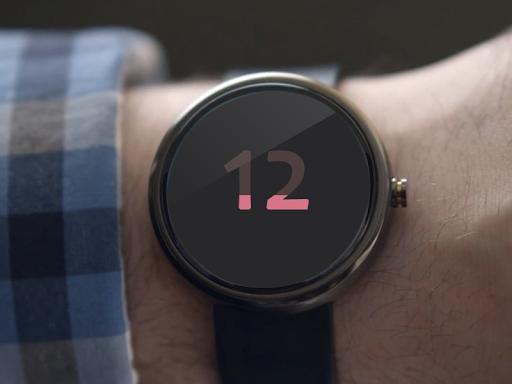 Xperia Z4 Watchface
