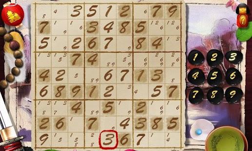 Sudoku Samurai- screenshot thumbnail
