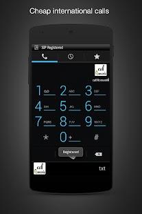call Romania: cheap calls - screenshot thumbnail