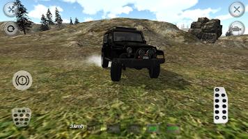 Screenshot of Hill Racer Offroad 4x4