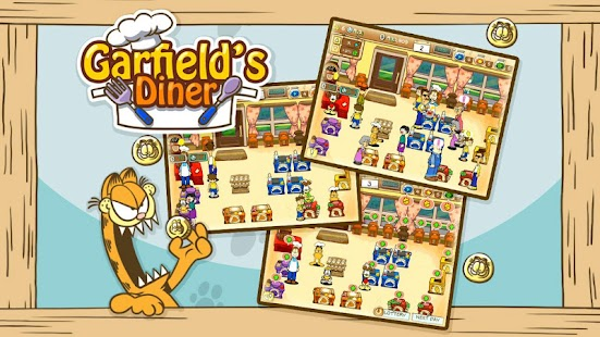 Garfield's Diner - screenshot thumbnail