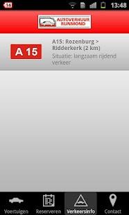 Autoverhuur Rijnmond- screenshot thumbnail