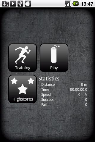Walking Tracker - screenshot