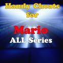 Super Mario all series Cheats icon