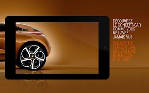 eBook RENAULT CAPTUR screenshot for Android