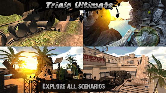 Trials Ultimate 3D HD - screenshot thumbnail