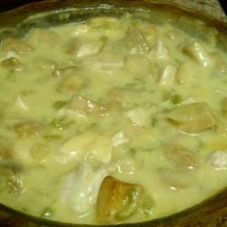 Veggies and Chicken Casserole