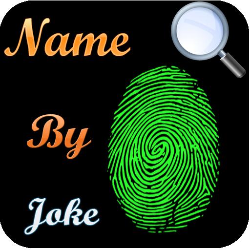 your name by fingerprint joke LOGO-APP點子
