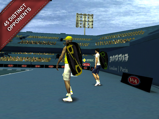 Cross Court Tennis 2 1.29 screenshots 10