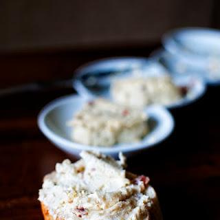 Artichoke Bacon Parmesan Butter.