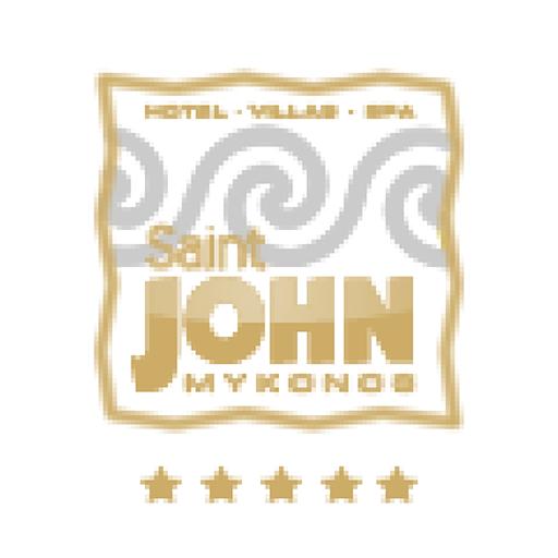 Saint John Mykonos LOGO-APP點子