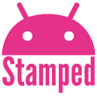 Stamped Pink Icons icon
