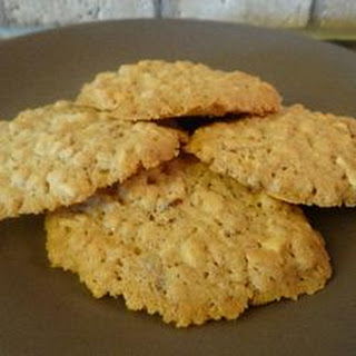 Almond Cookies II
