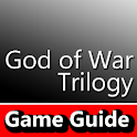 God of War Trilogy Game Guide logo