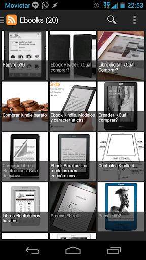 Ereaders y Ebooks