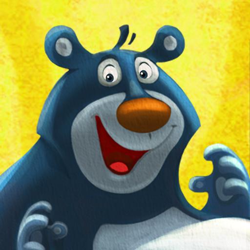 書籍App|The Jungle Book LOGO-3C達人阿輝的APP