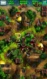 GRave Defense HD Free - screenshot thumbnail