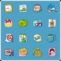 QQLauncher:Cute Cute Theme logo