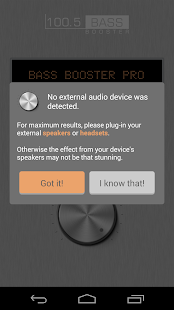 BASS Booster Pro - náhled
