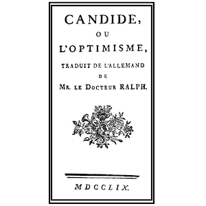 an overview of the romance in the novel candide by voltaire Hesitation: an analysis of candide 1 douglas bonneville, voltaire and the form of the novel (oxford: the voltaire foundation at the taylor institute, 1976), 128.