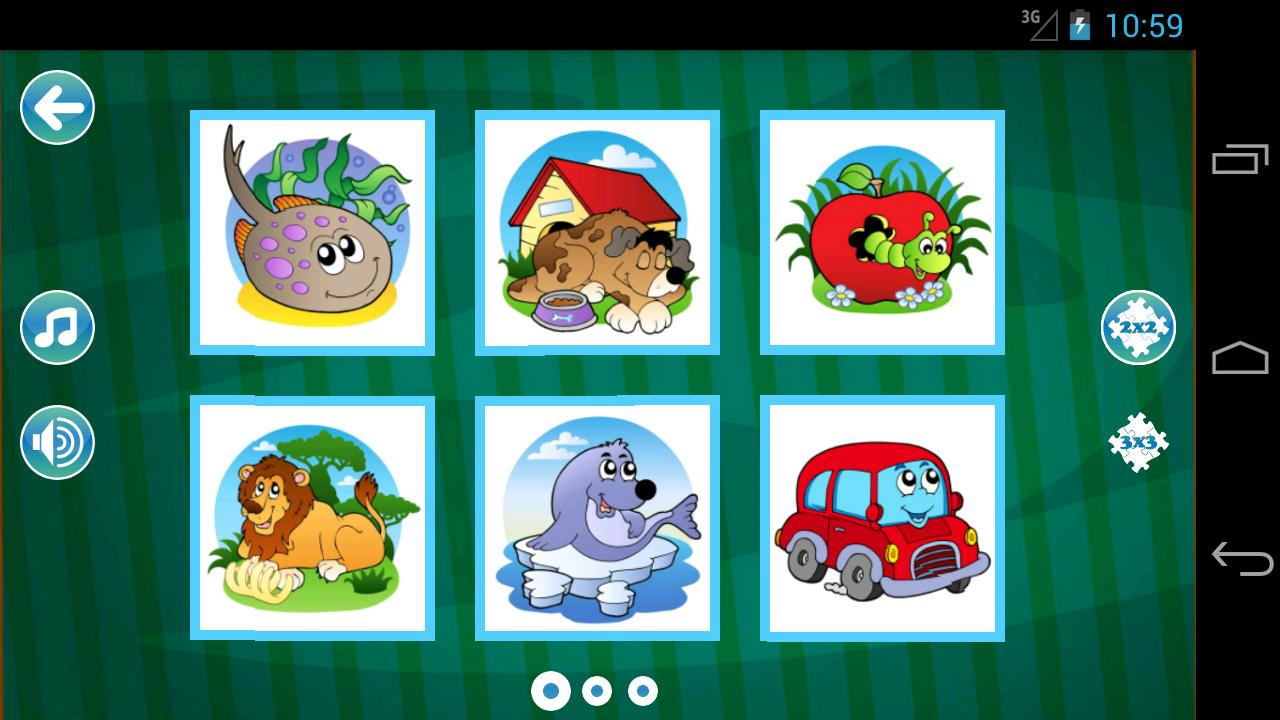 Jigsaw Puzzles for Kids- screenshot