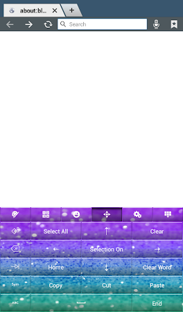 Glitter Keyboard Theme 2.0 screenshot 2012855